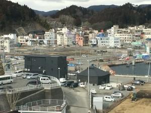 2015年2月の気仙沼漁港(撮影:野原海明)