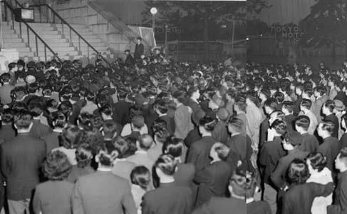1954(昭和29)年 日比谷公園