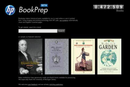 bookprep