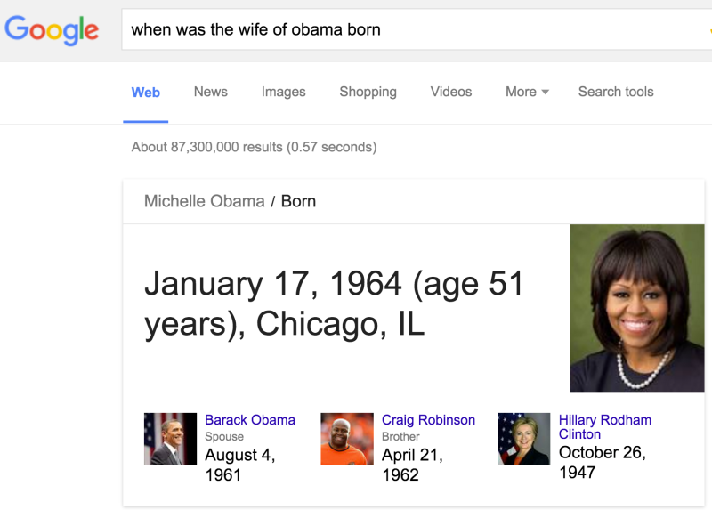 when_was_the_wife_of_obama_born